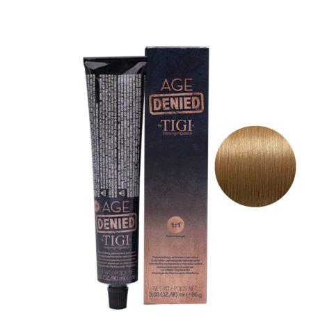 8/34 Blond clair doré cuivré Tigi Age Denied 90ml
