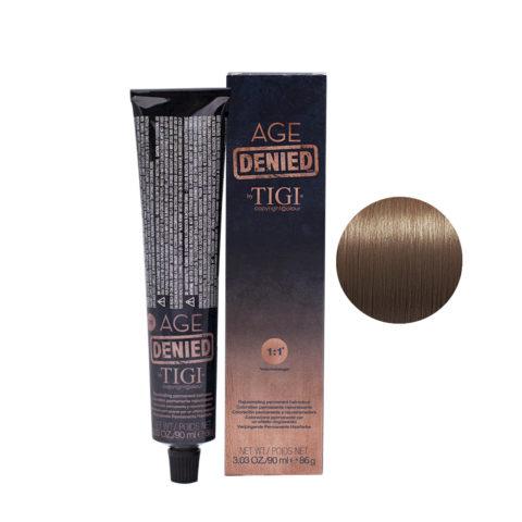 6/30 Blond foncé doré naturel Tigi Age Denied 90ml
