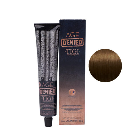5/3 Chatain clair doré Tigi Age Denied 90ml