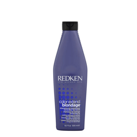 Redken Color extend Blondage Shampoo 300ml - shampooing cheveux blonds
