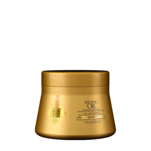 L'Oreal Mythic oil Light masque Cheveux normaux à fins 200ml