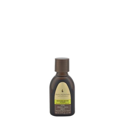 Macadamia Nourishing moisture Oil treatment 27ml - Soin en huile hydratant et nutritif
