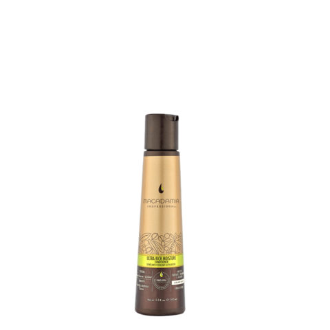 Macadamia Ultra-rich moisture Conditioner 100ml - après-shampooing