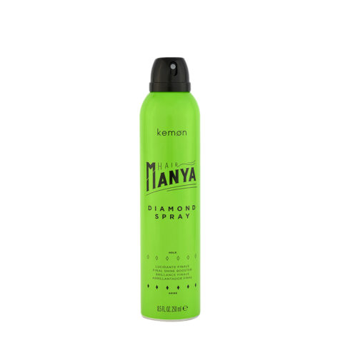 Kemon Hair Manya Per Lei Diamond Spray 250ml - brillance finale