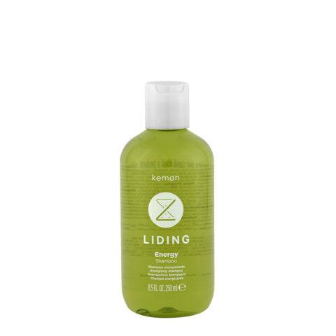 Kemon Liding Energy Shampoo 250ml - shampooing énergisant