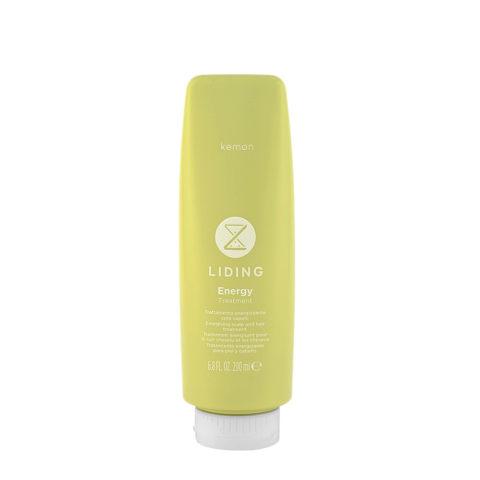 Kemon Liding Energy Treatment 200ml - traitement énergisant cuir chevelu et cheveux