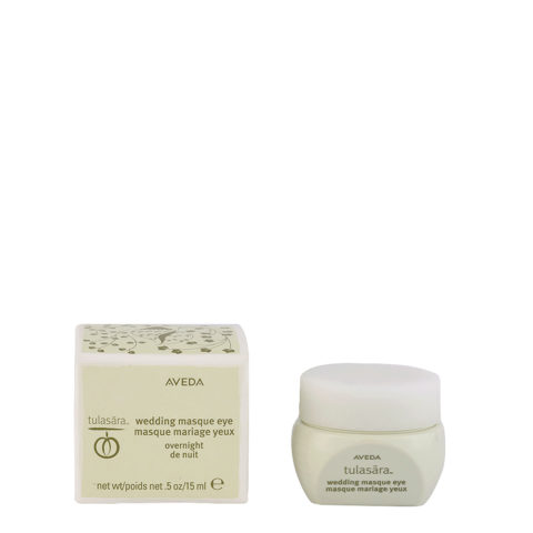 Aveda Tulasara Wedding Masque Overnight Eye 15ml - masque yeux nuit