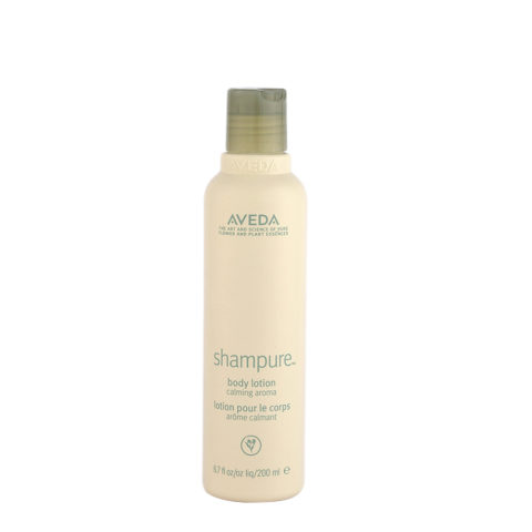 Aveda Shampure Body Lotion 200ml - lotion pour le corps hydratant