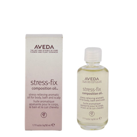 Aveda Bodycare Stress-Fix Composition Oil 50ml - huile aromatique apaisante pour le corps