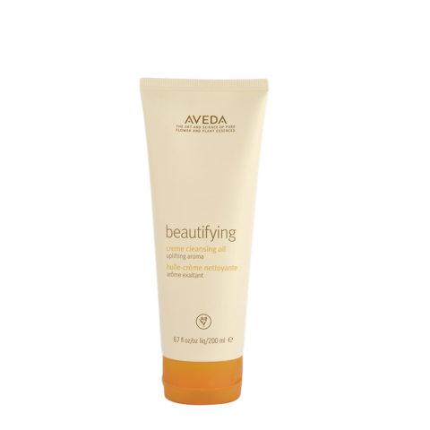 Aveda Bodycare Beautifying Huile Crème nettoyante 200ml - arome exaltant