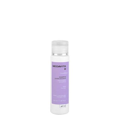 Medavita Longueurs Lissublime Shampooing super-lissant pH 5.5  55ml