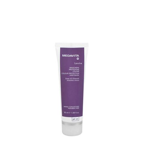 Medavita Lunghezze Luxviva Masque protection couleur pH 3.5  50ml