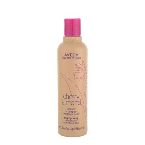 Aveda Cherry Almond Softening Shampoo 250ml - shampooing adoucissant