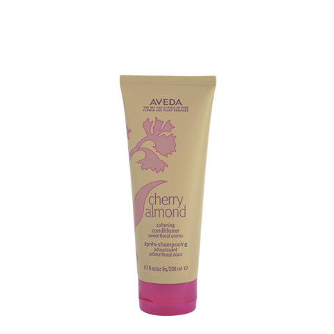 Aveda Cherry Almond Softening Conditioner 200ml - après-shampooing adoucissant