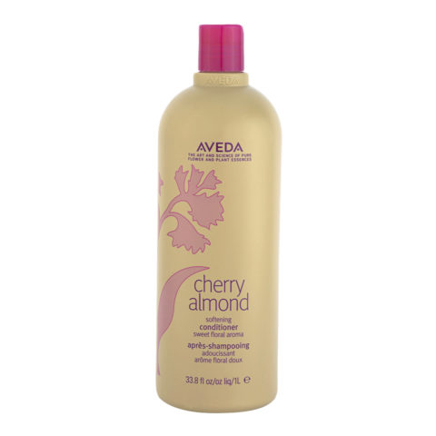 Aveda Cherry Almond Softening Conditioner 1000ml - après-shampooing adoucissant