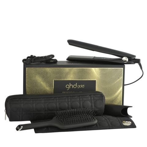 GHD Gold Professional Styler Smooth Styling Gift Set - lisseur coiffret cadeau