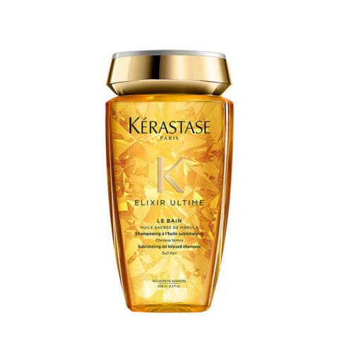 Kerastase Elixir Ultime Le Bain 250ml - shampooing Hydratant