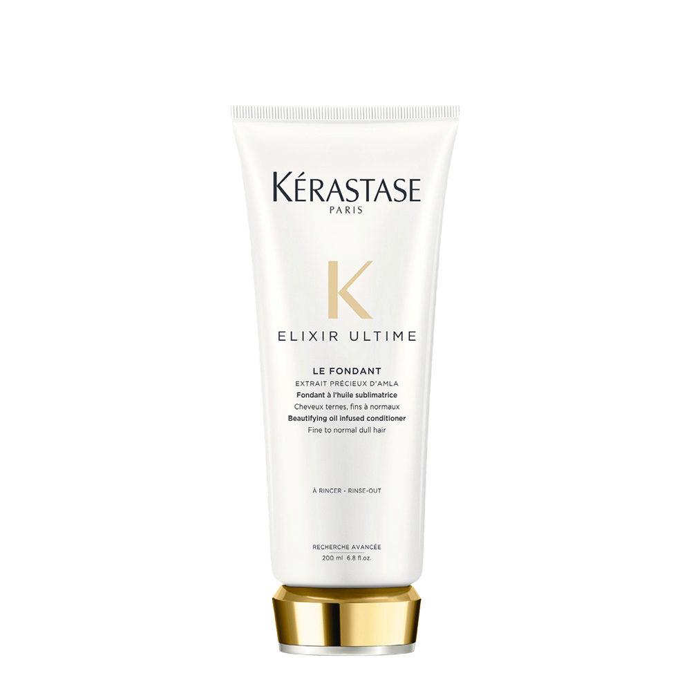 Kerastase Elixir Ultime Le Fondant 200ml - Apres shampooing hydratant