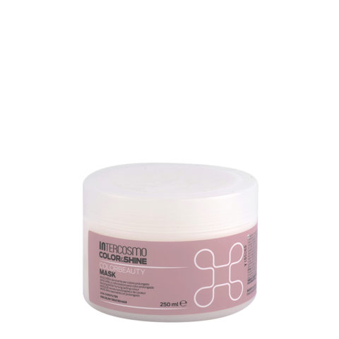 Intercosmo Color & Shine Color Beauty Mask 250ml - masque prolongateur de couleur