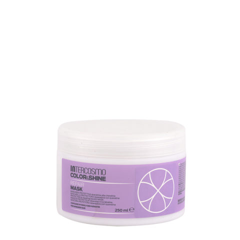 Intercosmo Color & Shine Repair Mask 250ml - masque protecteur réparateur à la kératine