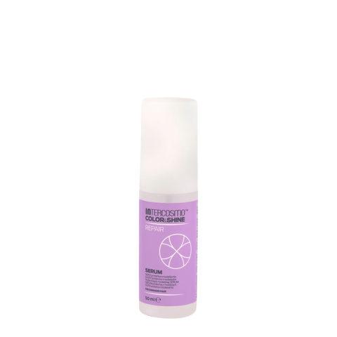 Intercosmo Color & Shine Repair Serum 50ml - siero protettivo modellante