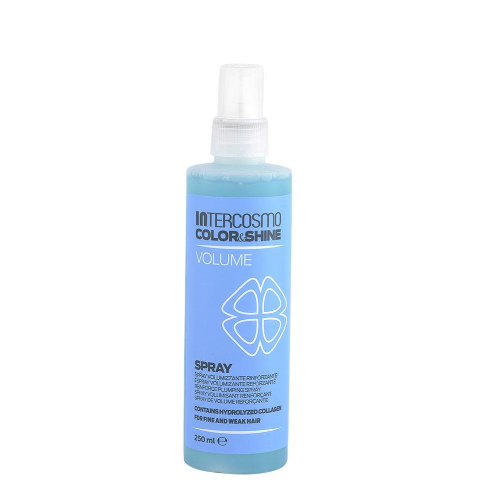 Intercosmo Color & Shine Volume Spray 250ml - spray volumisant renforçant