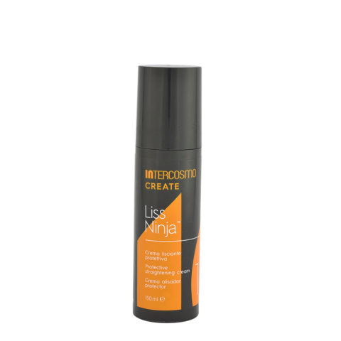 Intercosmo Create 1 Liss Ninja 150ml - crème lissante protectrice