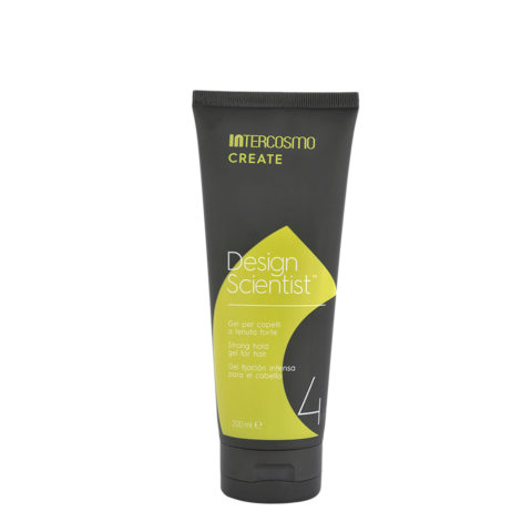Intercosmo Create Design Scientist 200ml - gel d'étanchéité fort