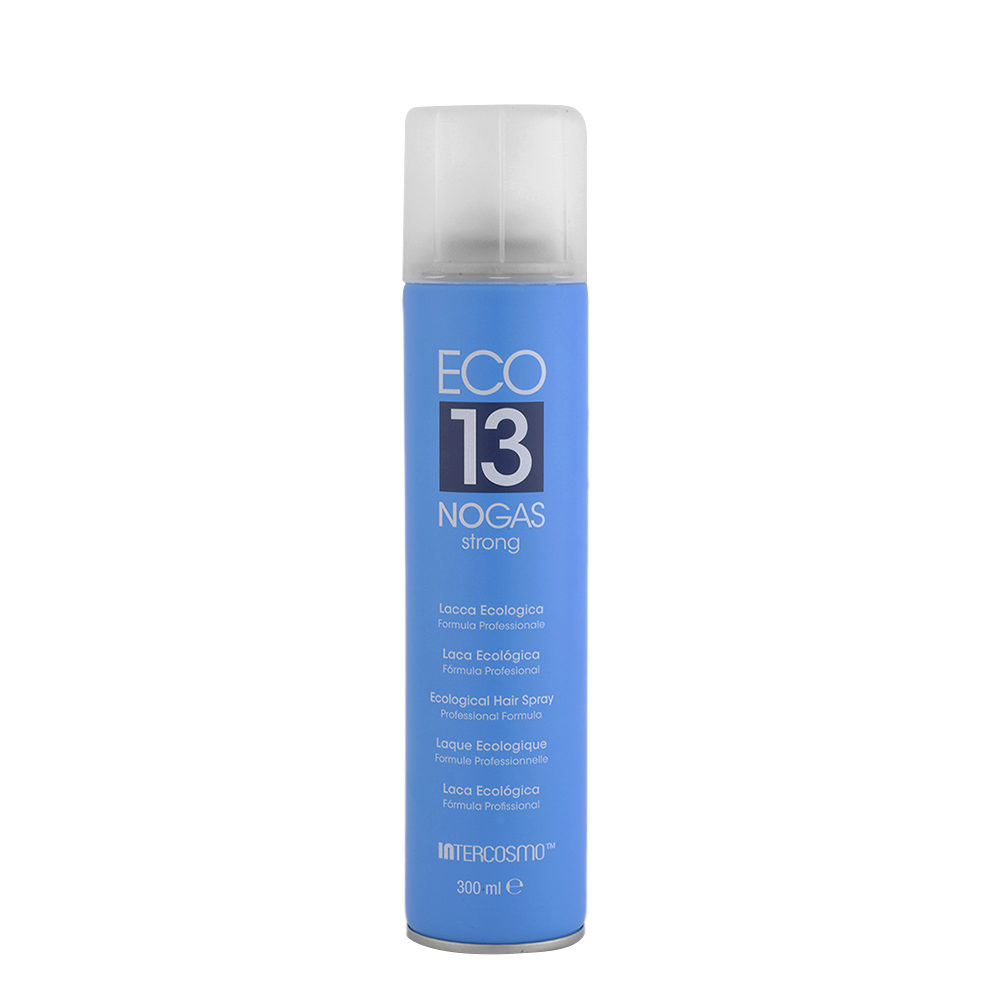 Intercosmo Styling Eco 13 No Gas Strong 300ml - lacque écologique fort