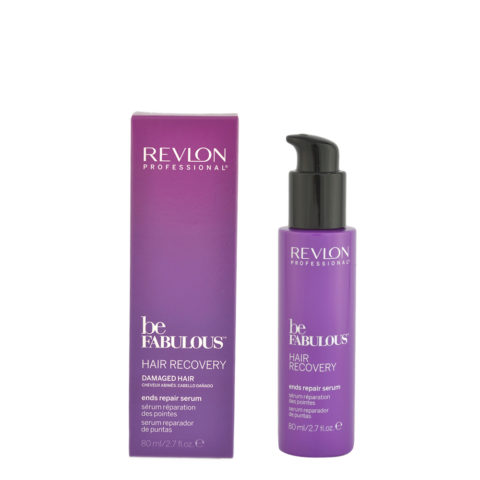 Revlon Be Fabulous Hair Recovery Ends Repair Serum 80ml - sérum à double extrémité
