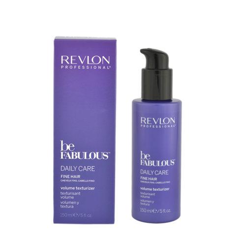 Revlon Be Fabulous Daily care Fine hair Volume texturizer 150ml - lotion volumatrice