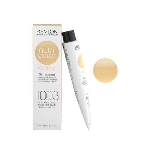 Revlon Nutri Color Creme 1003 Doré très clair 100ml