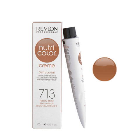 Revlon Nutri Color Creme 713 Beige glacé 100ml - masque couleur