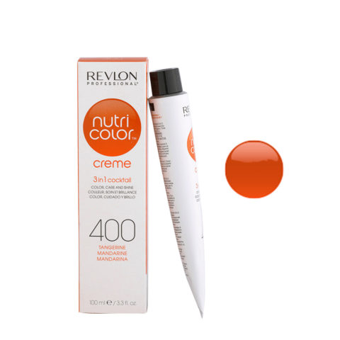 Revlon Nutri Color Creme 400 Mandarino 100ml - masque couleur