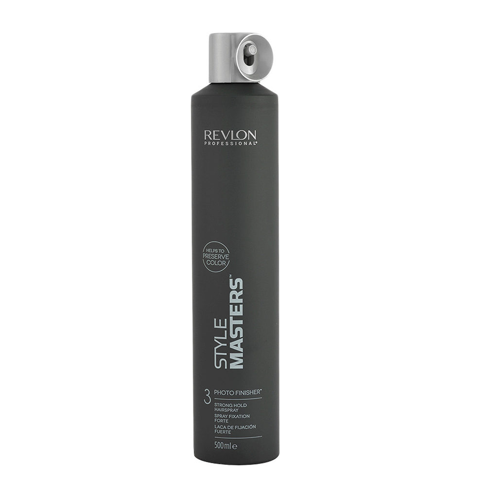 Revlon Style Masters The Must haves 3 Photo Finisher 500ml - spray fixation forte