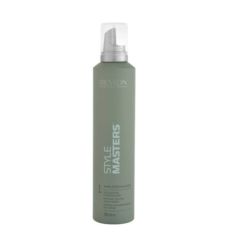 Revlon Style Masters Volume 1 Amplifier Mousse 300ml - mousse volume avec fibres