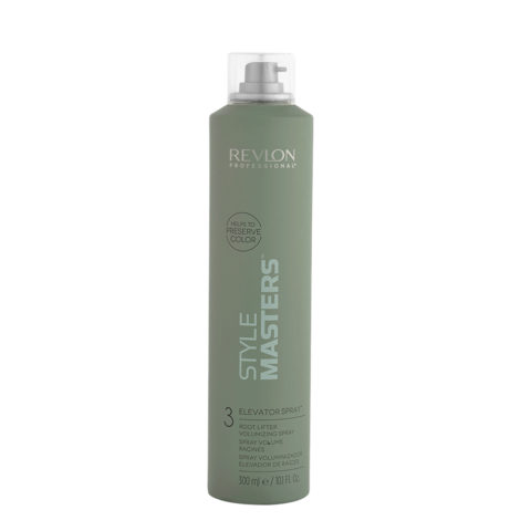 Revlon Styling Masters Volume 3 Elevator Spray 300ml - spray volume racines