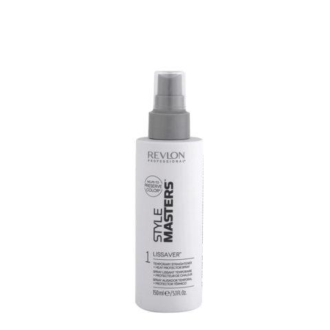 Revlon Style Masters Double or nothing 1 Lissaver 150ml - spray lissant temporaire   protecteur de chaleur