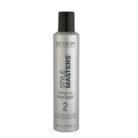 Revlon Styling Masters The Must haves 2 Pure Styler 325ml - spray non aérosol fixation moyenne