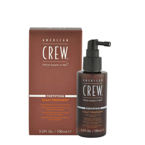 American Crew Fortifying Scalp Treatment 100ml - traitement tonifiant cuir chevelu