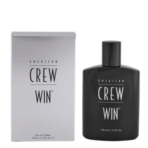 American Crew Win Fragrance 100ml - parfum pour homme