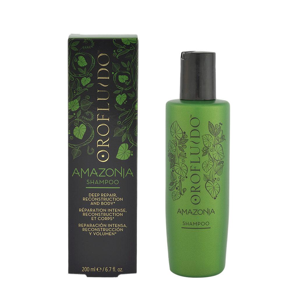 Orofluido Amazonia Shampoo 200ml - réparation intense