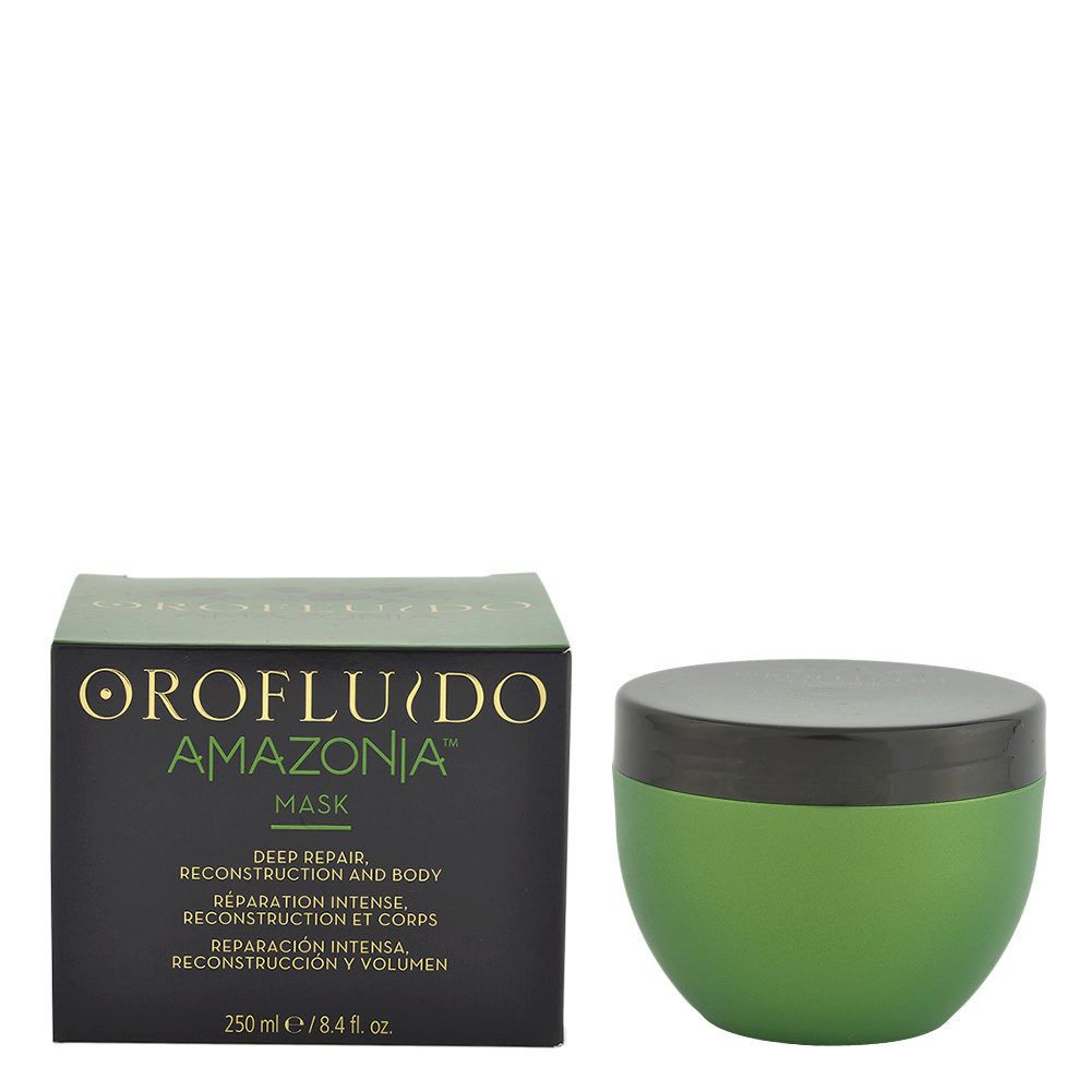 Orofluido Amazonia Mask 250ml - masque reparation intense