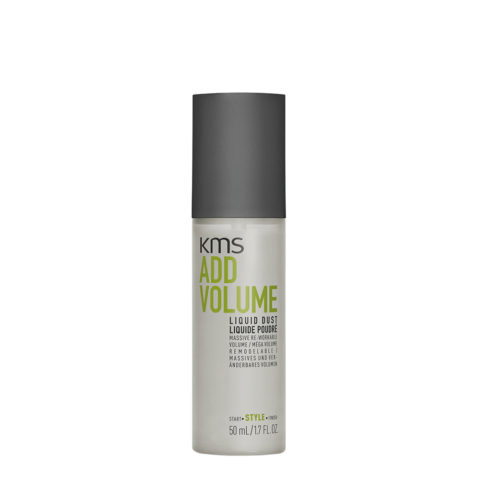 KMS Add Volume Liquid Dust 50ml - Sérum Cheveux Volume