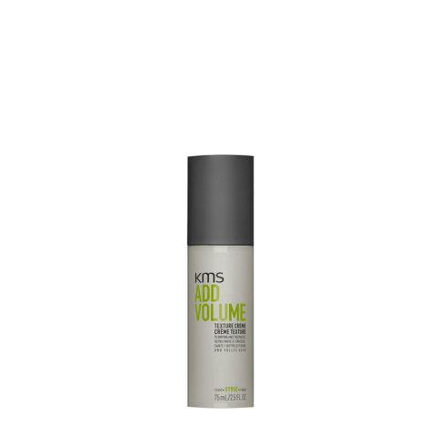 KMS Add Volume Texture Creme 75ml - Crème Modelage