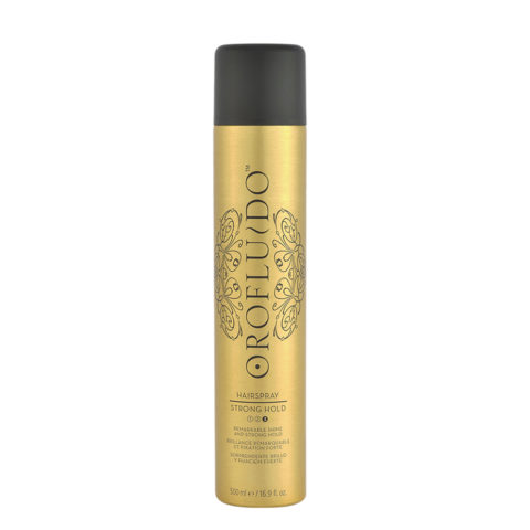 Orofluido Hairspray Strong Hold 500ml - laque Tenue forte