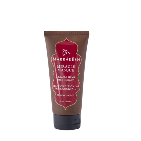 Marrakesh Miracle Masque Deep conditioning hair cocktail 118ml - Masque de conditionnement intensif