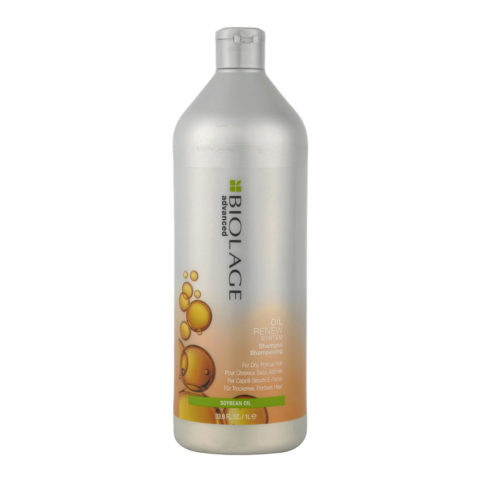 Biolage advanced Oil renew Shampoo 1000ml - Shampooing Hydratant