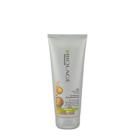 Biolage advanced Oil renew Conditioner 200ml - Conditioner Hydratant