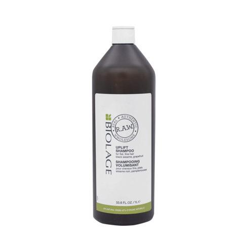 Biolage RAW Uplift Shampoo 1000ml - Shampooing volumisant